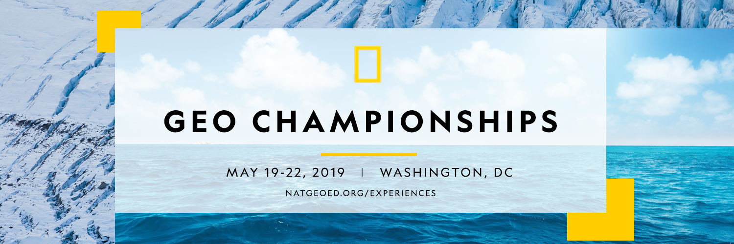 The 2019 Geo Championships are Here! – National Geographic Education Blog